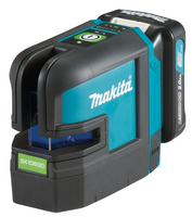 Makita SK106GDWA Ristiviivalaser CXT 12V 2,0Ah