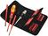 Wera Kraftform Kompakt VDE 16 extra slim 1 Ruuvitalttasarja, 16-osaa