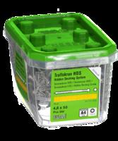 Essve HDS Terassiruuvi piilosennuksiin RST A4 4,8X50 TX15