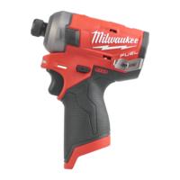 Milwaukee M12 FQID-0 Akkuruuviväännin 12V RUNKO