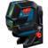 Bosch GCL 2-50 G Yhdistelmälaser +RM10 +BT150