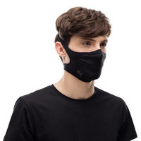 BUFF Filter Mask Solid Black Suodatinmaski