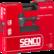 Senco FinishPro18Mg viimeistelynaulain 1,2mm (AX)
