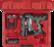 Senco Fusion FN55AX viimeistelynaulain 1,2mm (AX)