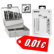Bosch Poranteräsarja 1-10 mm HSS-R DIN338