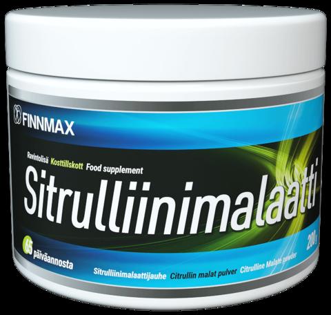 Sitrulliini Malaatti 200g