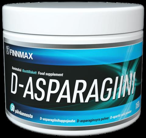 D-Asparagiini 150g