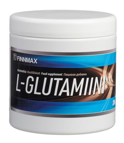 L-glutamiini 200g
