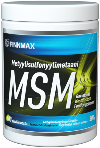 MSM 500g