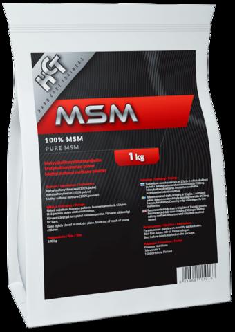 HCT MSM 1000g