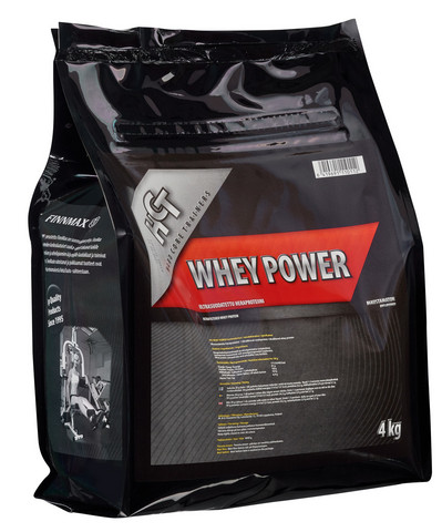HCT Whey Power 4kg