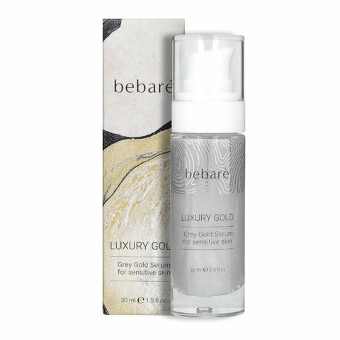 Bebaré Luxury Grey Gold Serum for Sensitive Skin