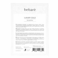 Bebaré Luxury Gold Eye Patches