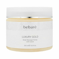 Bebaré Luxury Gold Massage Honey with Caviar