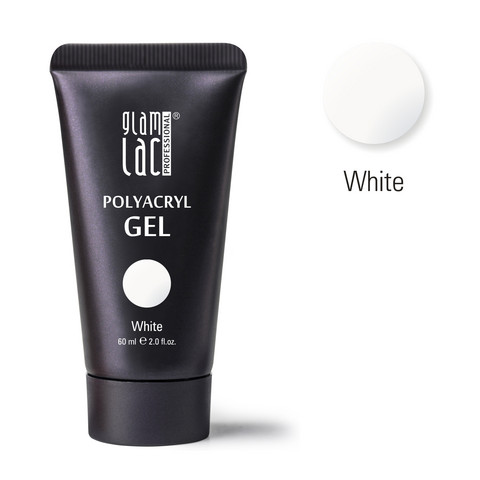 Polyacryl Gel White 60ml
