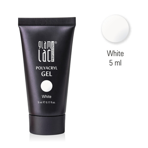 Polyacryl Gel White 5ml