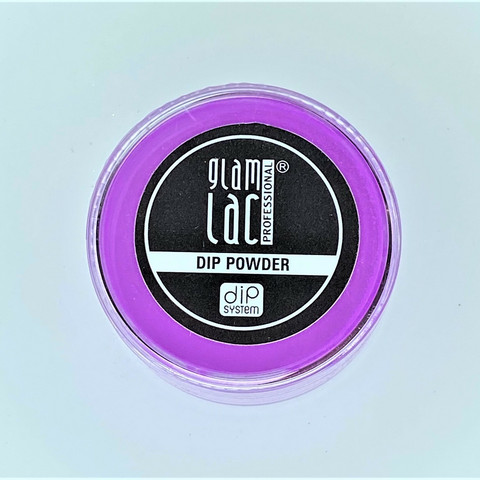 Glamlac Dip Powder Dark Orchid