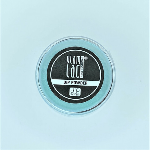 Glamlac Dip Powder Blue Lagoon