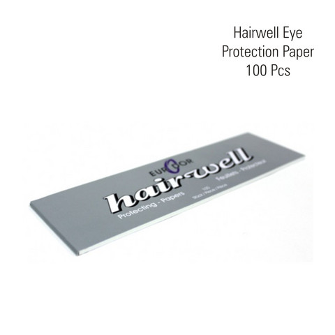 Hairwell Protecting Paper 100kpl