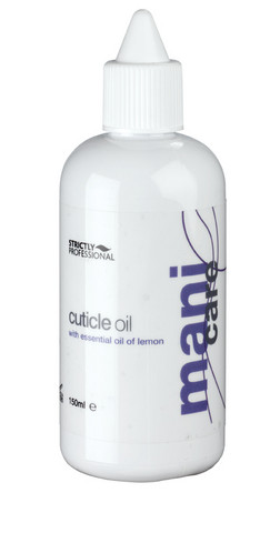 Strictly Professional Cuticle Oil With Lemon 150ml