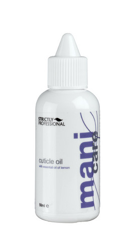 Strictly Professional Cuticle Oil With Lemon 50ml
