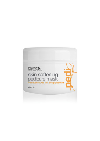 Strictly Professional Skin Softening Pedicure Mask 450ml