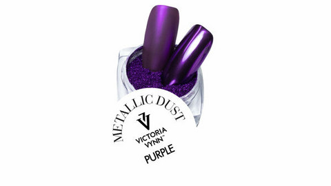 VV Metallic Dust 21 Purple