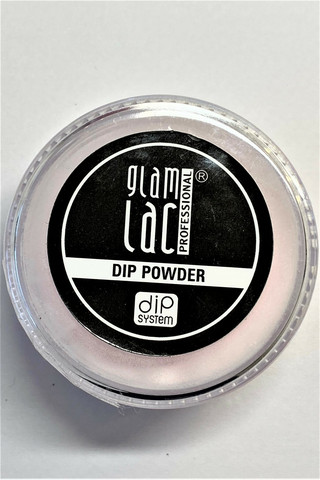 Glamlac Dip Powder Clear Pink