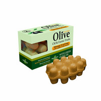 HerbOlive Olive Oil & Exotic Fruits Massage Scrub Soap