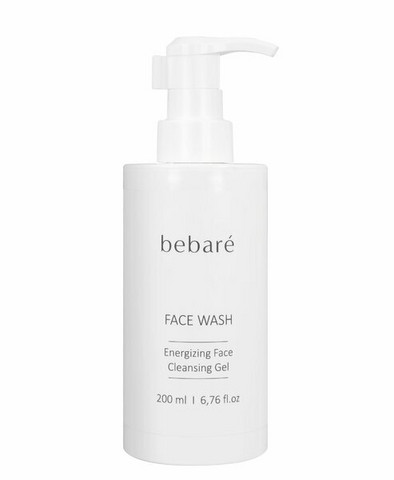 Bebaré Energizing Face Cleansing Gel With