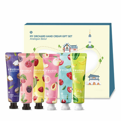 Frudia My Orchard Analogue Seoul Hand Cream Gift Set