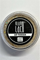 Glamlac Dip Powder Golden Eye