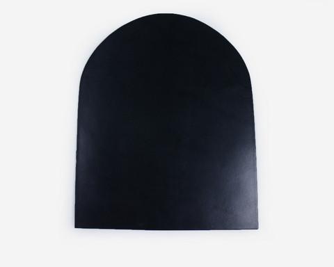 Hiirimatto Kaari musta nahka