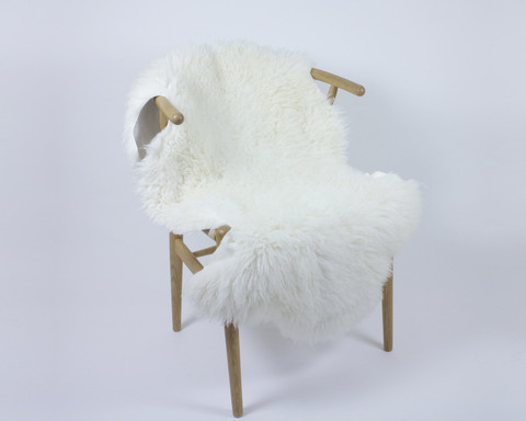 Lampaantalja luonnonvalkoinen pehmeävillainen