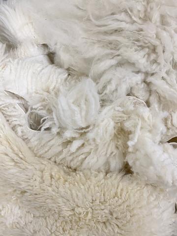 Lampaantaljapaloja Valkoinen lajitelma Pieni pussi