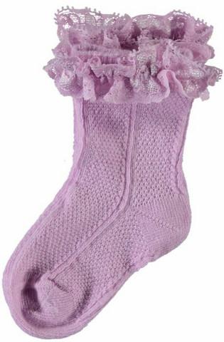 Name It - Vauvan sukat röyhelöllä