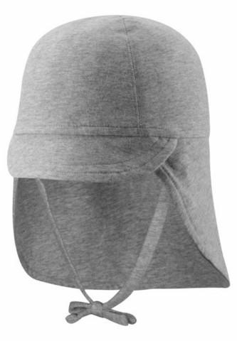 Reima vauvan UV-hellehattu Varpu harmaa