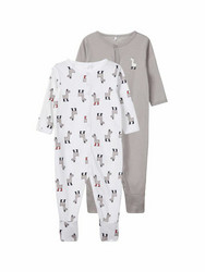 Name it 2-pack pyjama