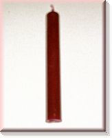 Peruskynttilä ruskea