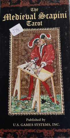The Mediveval Scapiini Tarot