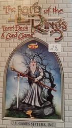 Teh Lord of the Rings Tarot