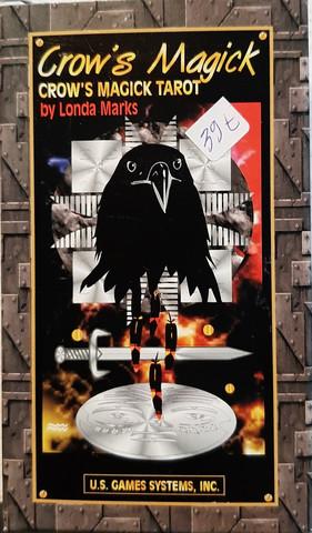 Crow`s magick Tarot