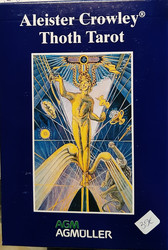 Aleister Crowley Thoth Tarot (isot)