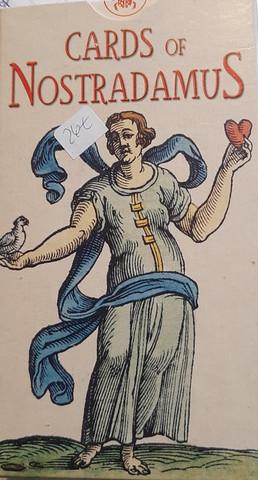 Cards of Nostradamus