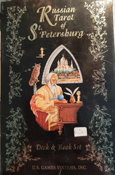 Russian Tarot of St Petersburg setti