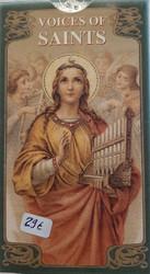 Voices of Saints Tarot