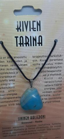 Sininen Kalsedoni