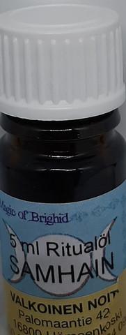 Shamhain Rituaaliöljy 5ml