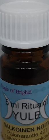 Yule Rituaaliöljy 5ml