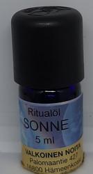 Aurinko Rituaaliöljy 5ml